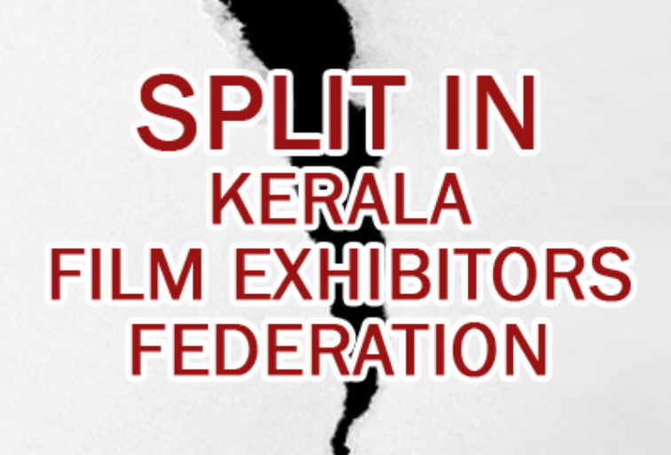 Split In Film Exhibitors Association